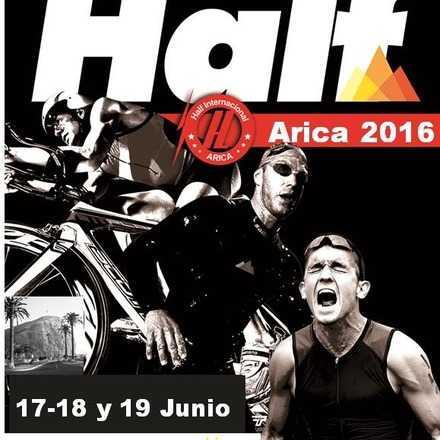 HALF INTERNACIONAL ARICA EXPERIENCE 2016