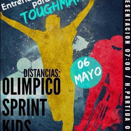 ENTRENAMIENTO TRIATLON TOUGHMAN