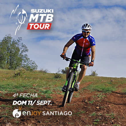 Suzuki Mountain Bike Tour 4ª Fecha 2016