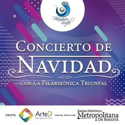 La esencia de la Navidad - Concierto musical con la Filarmónica Triunfal