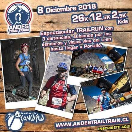 Andes Trail Train - Diciembre 8 2018