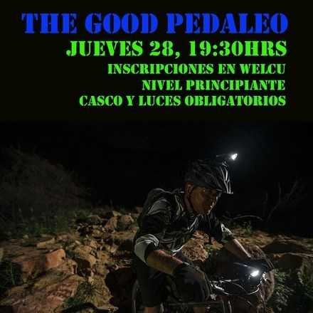 Pedaleo Nocturno Pre 18 By The Good & NiteRider