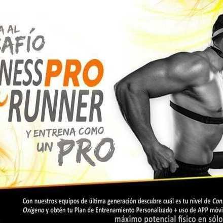Desafio Fitness Pro runner