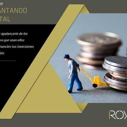 LEVANTANDO CAPITAL PARA INVERTIR EN PROPIEDADES