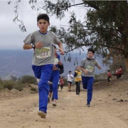 Campeonato escolar Trail Running Zapallar, Fecha Playa de Cachagua