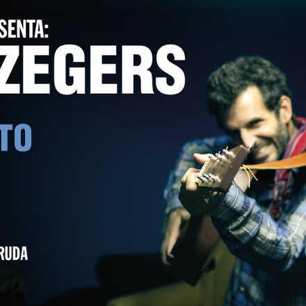 Max Zegers en Vivo Anfiteatro Parque Metropolitano