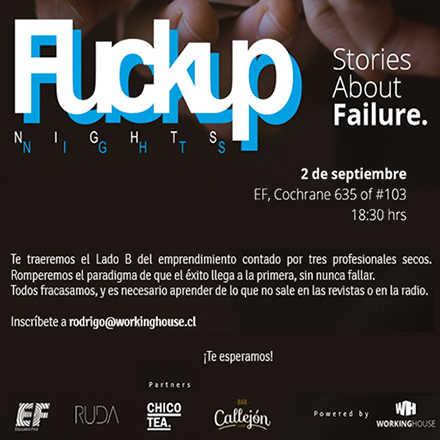 Fuck Up Nights vol.2