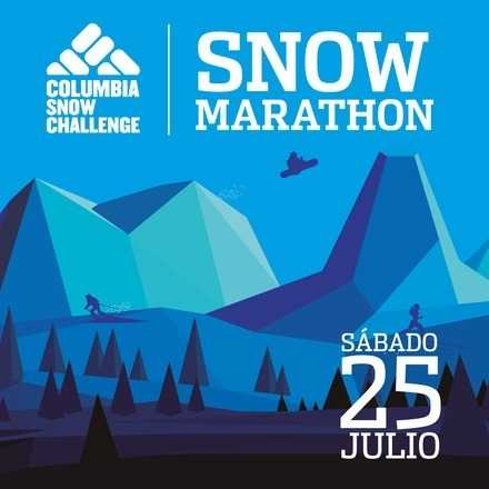 SNOW MARATHON - Columbia Snow Challenge