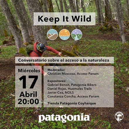 Keep it Wild: Conversatorio sobre el acceso a la naturaleza