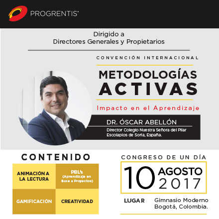 Convención Metodologías Activas Bogotá