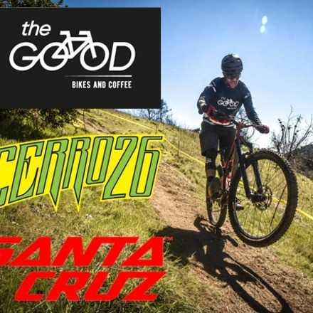 The Good pedaleo en el cerro 26