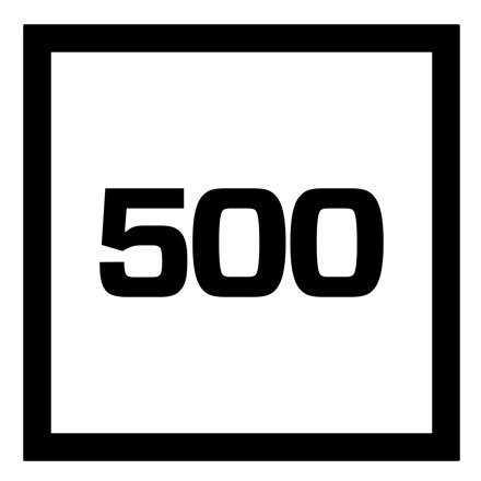 500 EN ARGENTINA