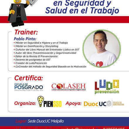 Curso Entrenador Lúdico Melipilla