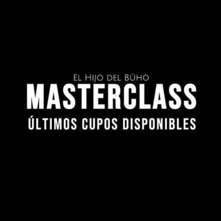 Masterclass Julián Sarmiento