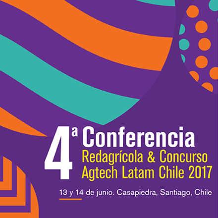 IV Conferencia Anual Redagrícola y Agtech Latam 2017