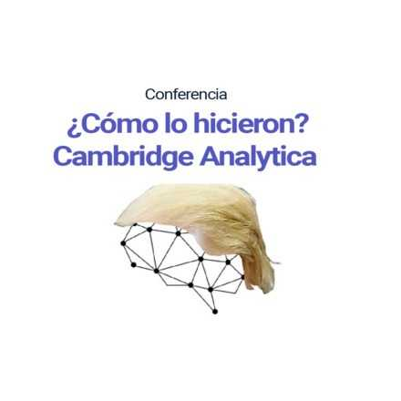 Conferencia: Marketing Politico en la era Digital (Audiencias, analítica web, dictadura del click entre otros.)