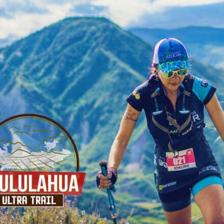 Ultra Trail Pululahua Ecuador