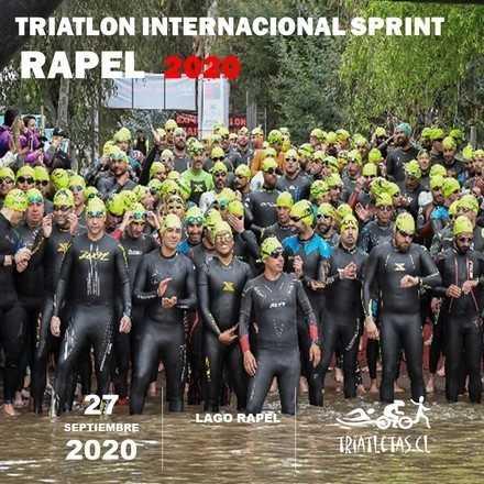 TRIATLON INTERNACIONAL DE  RAPEL 2020