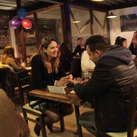 Incredible SpeedDating in Barrio Italia
