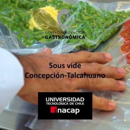 Vacío: módulo presencial en Concepción Técnicas cocina Sous Vide ¡Precio promocional!