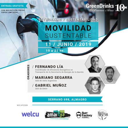 Green Drinks BA 11-06   Movilidad Sustentable
