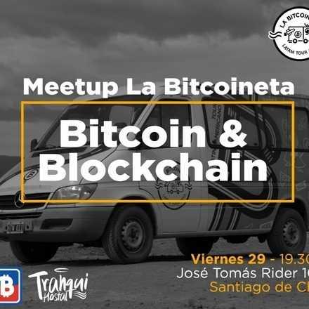 Meetup: La Bitcoineta en Santiago 2019