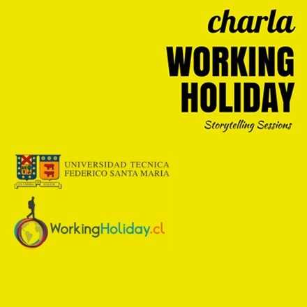 Working Holiday Storytelling UTFSM - Santiago