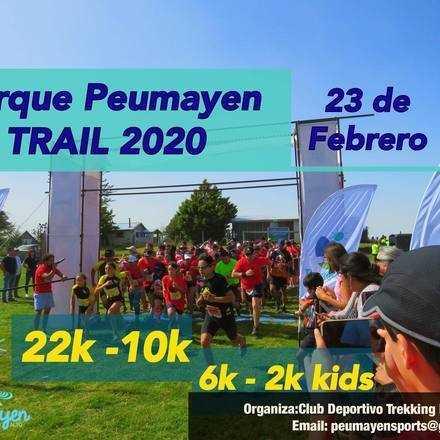Parque Peumayen TRAIL 2020