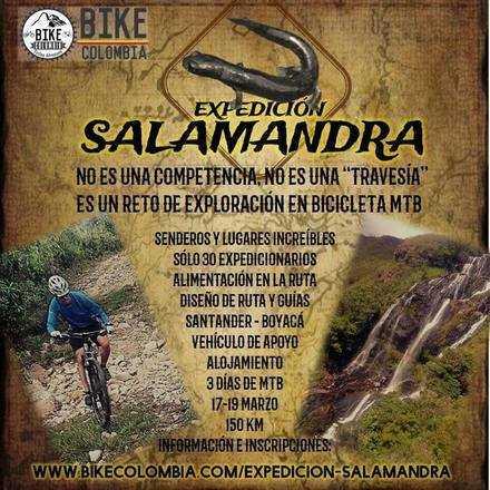 Expedición Salamandra: Al valle perdido