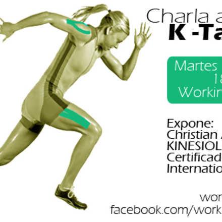 Charla K - Taping