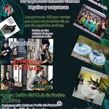 FIESTA MULTICULTURAL BAILABLE