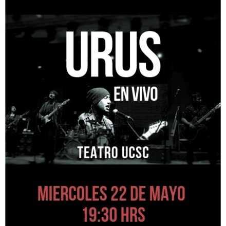 Urus en vivo Teatro UCSC