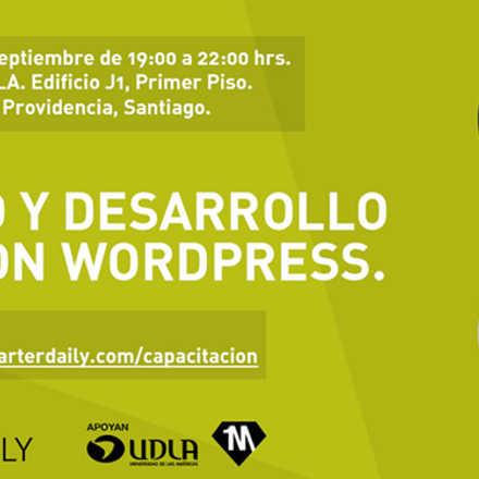Workshop Diseño y Desarrollo Web con Wordpress