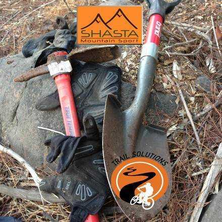 Dia de Reparacion de Senderos de Mountain Bike en Cerro San Cristobal