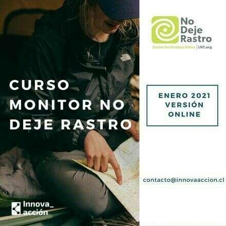 Curso Monitor No Deje Rastro, Tercera edición