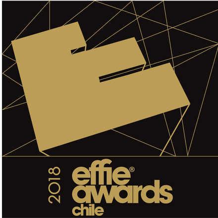 Ceremonia de Premiación Effie Awards Chile 2018