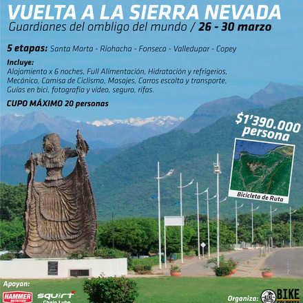 Vuelta a la Sierra Nevada - Ciclismo de Ruta