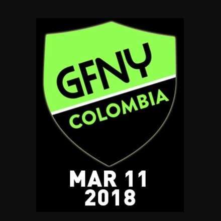 GFNY COLOMBIA 2018