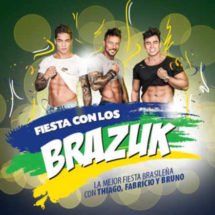 Fiesta con Los Brazuk