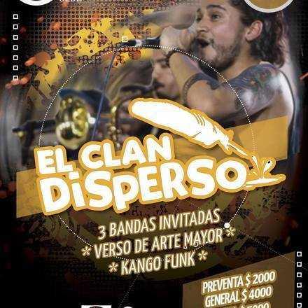 Clan Disperso y Bandas invitadas en Melipilla