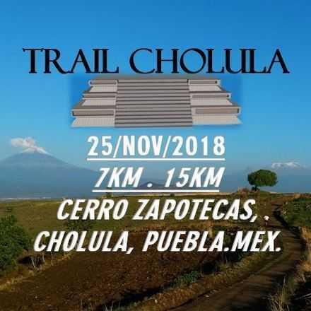 TRAIL CHOLULA