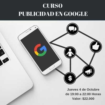Curso Publicidad en Google