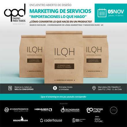 Marketing de Servicios, ¿Cómo convertir lo que haces en un producto?