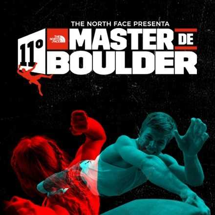 The North Face Master de Boulder 2018