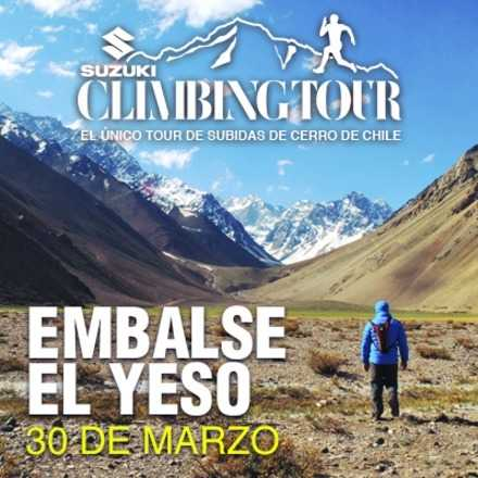 Climbing Tour 1era fecha 2019 , Embalse del Yeso