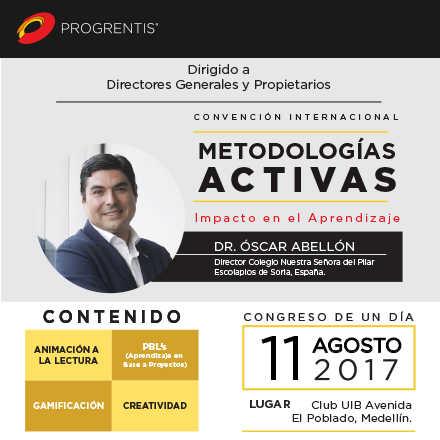 Convención Metodologías Activas Medellín