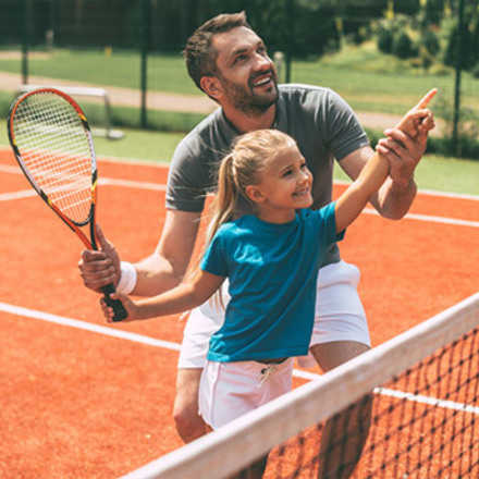 Tenis Open Day