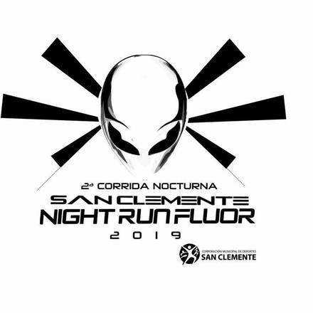 SAN CLEMENTE NIGHT RUN FLUOR 2019