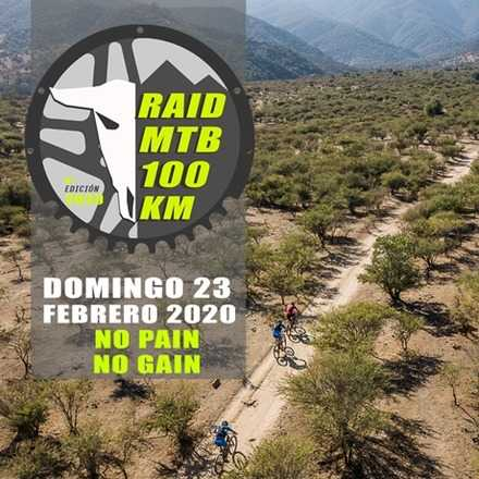 Raid MTB 100 km 2020
