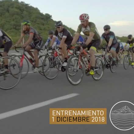 Entrenamiento Gran Fondo Sierra Nevada - Santa Marta